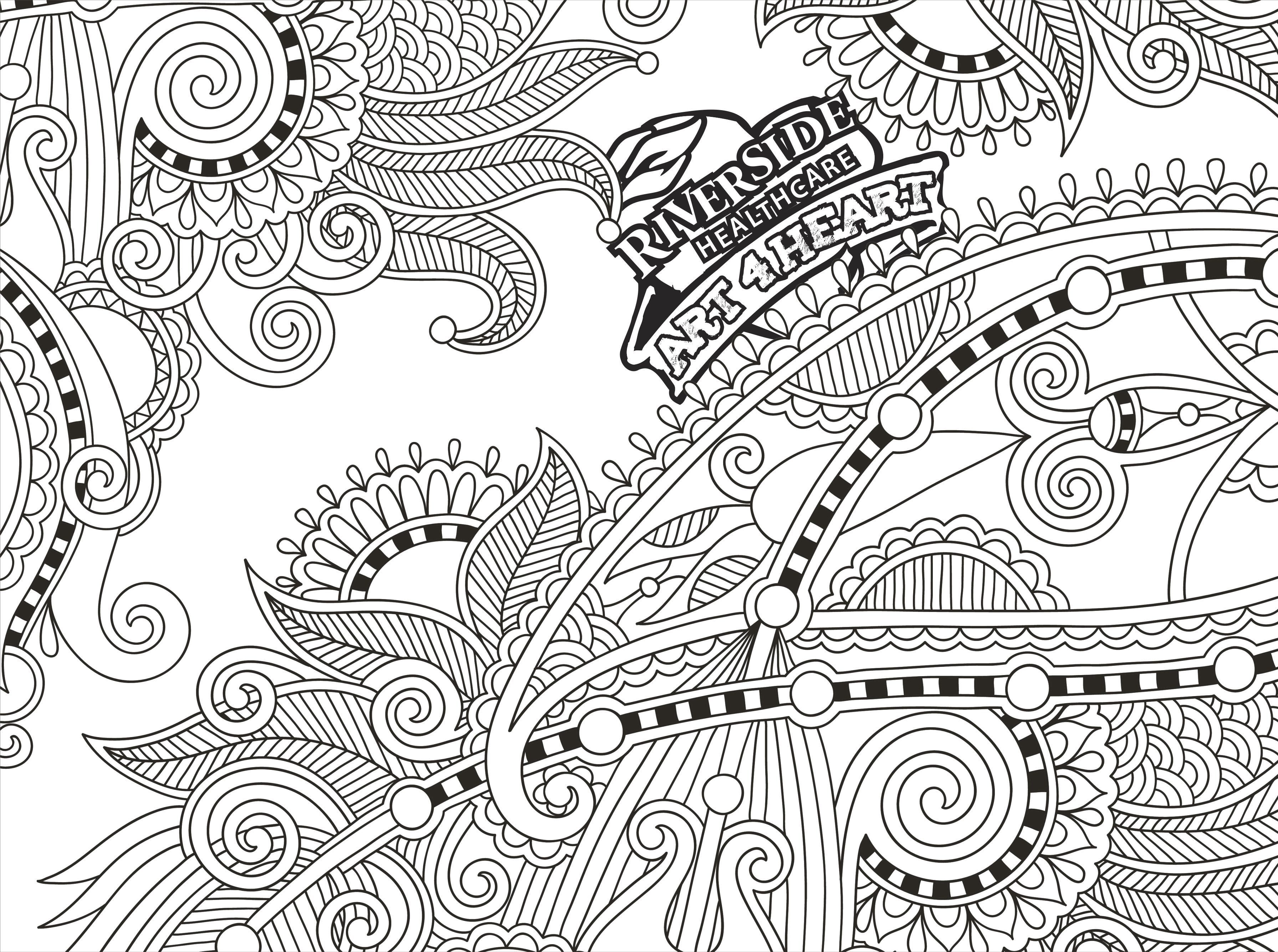 Printable Coloring Pages – HealthCurrents